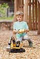 Dickie Toys Spielzeug-Auto »Mighty Excavator«, Bild 7