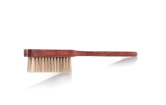 Reinigungsbürste »Premium Rahmenbürste«, SHOEPASSION, Schuhe, Optimale Ergänzung zum Auftragstuch