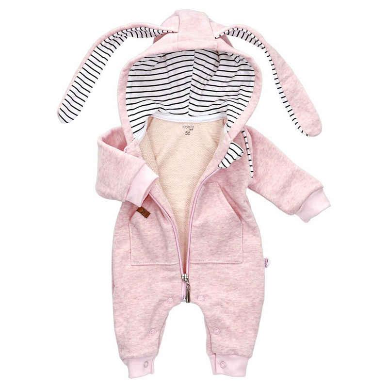 Koala Baby Strampler »Overall Strampler Sweet Bunny - by Koala Baby« (1-tlg)