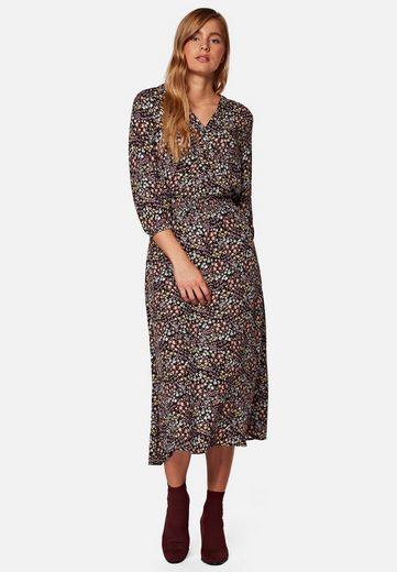 Mavi Maxikleid »V NECK DRESS« Langes Kleid
