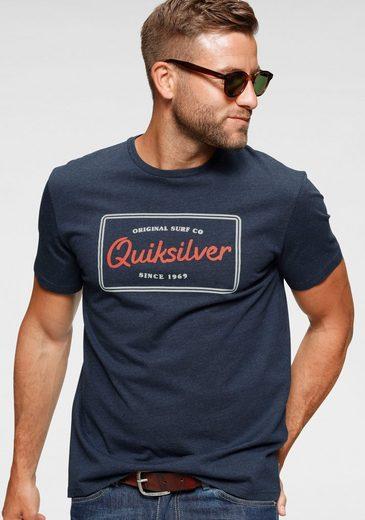 Quiksilver T-Shirt »BLAZING BACK SS«