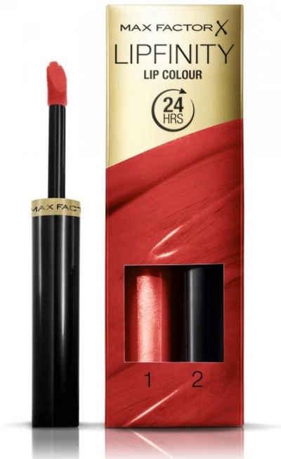 MAX FACTOR Lippenstift »Max Factor Lipfinity Lip Colour - 120 Hot«