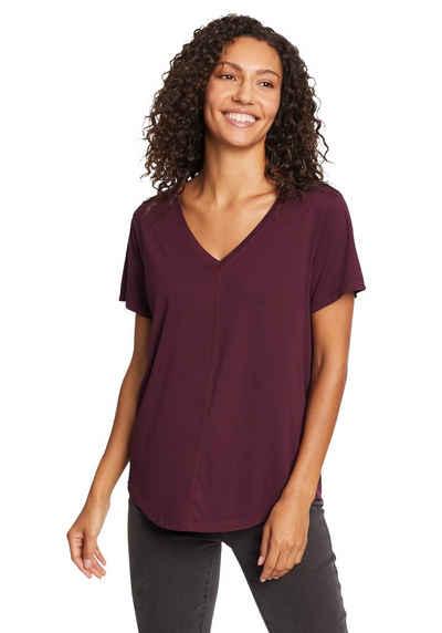 Eddie Bauer T-Shirt Ophelia T-Shirt - V-Ausschnitt