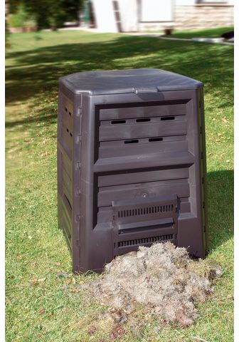 KHW Komposter BxTxH: 84x84x112 cm 640 l