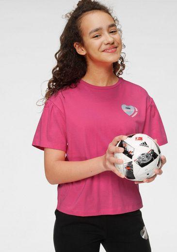 PUMA T-Shirt »ALPHA STYLE TEE GIRLS«