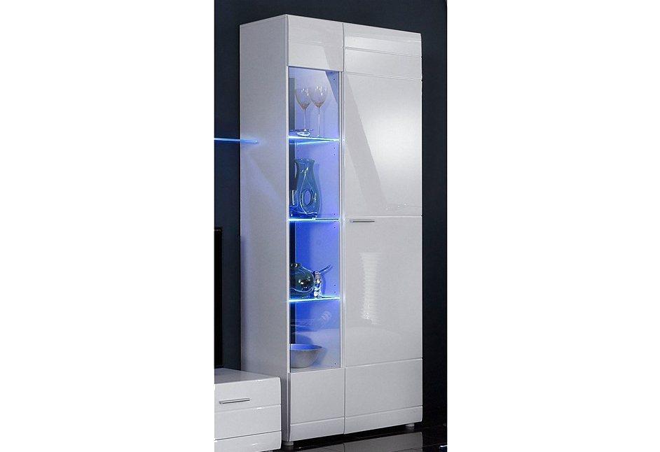 standvitrine h he 200 cm online kaufen otto. Black Bedroom Furniture Sets. Home Design Ideas