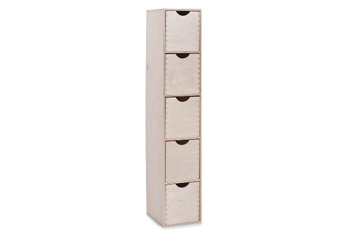 Schubladenelement, Home affaire, Breite 21 cm