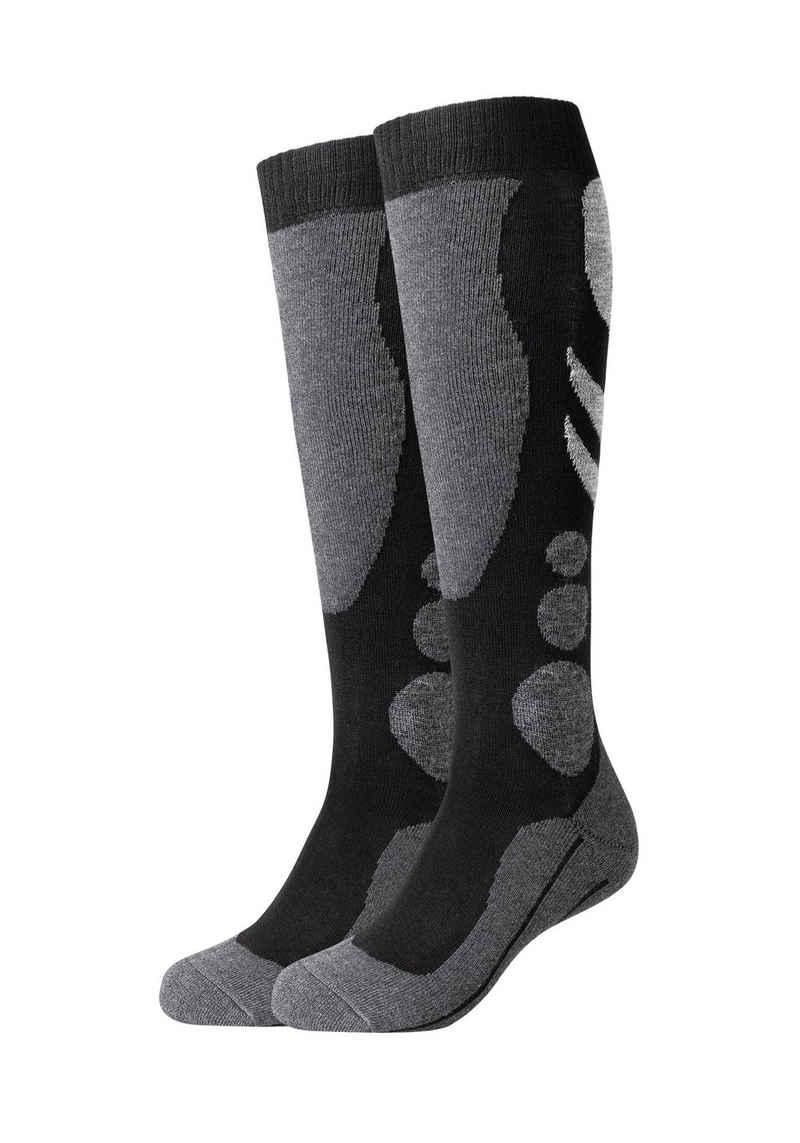 Camano Socken (2-Paar) in sportlichem Design