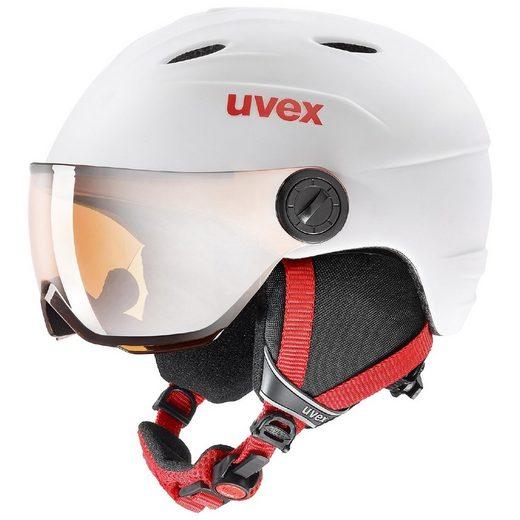 Uvex Skihelm »junior visor pro«