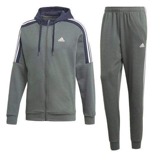 adidas Performance Trainingsanzug »Cotton Energize Trainingsanzug«