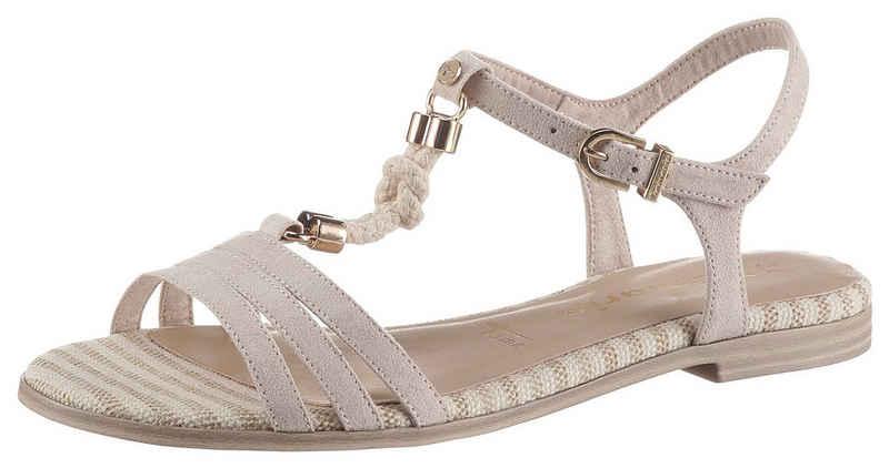 Tamaris »IRENE« Sandale im maritimen Look