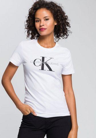 Calvin Klein Jeans Calvin KLEIN Džinsai Palaidinė apvalia...