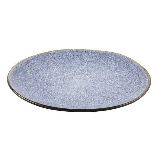 Neuetischkultur Servierteller »Teller Ø22cm New Blue«, Keramik