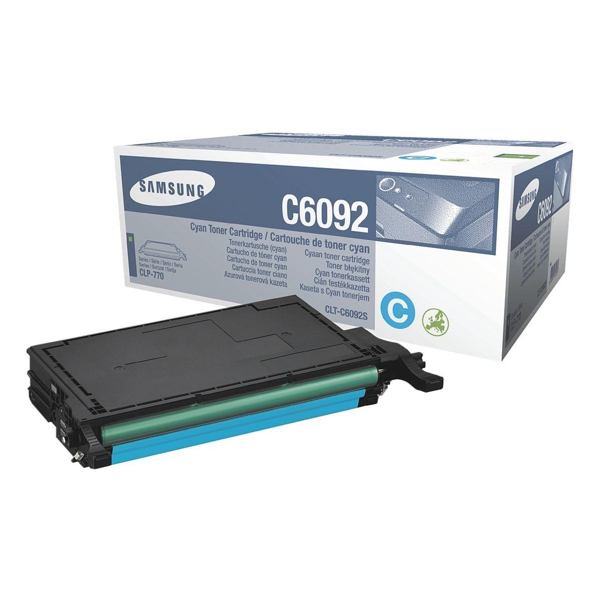 Samsung Tonerpatrone »CLT-C6092S«