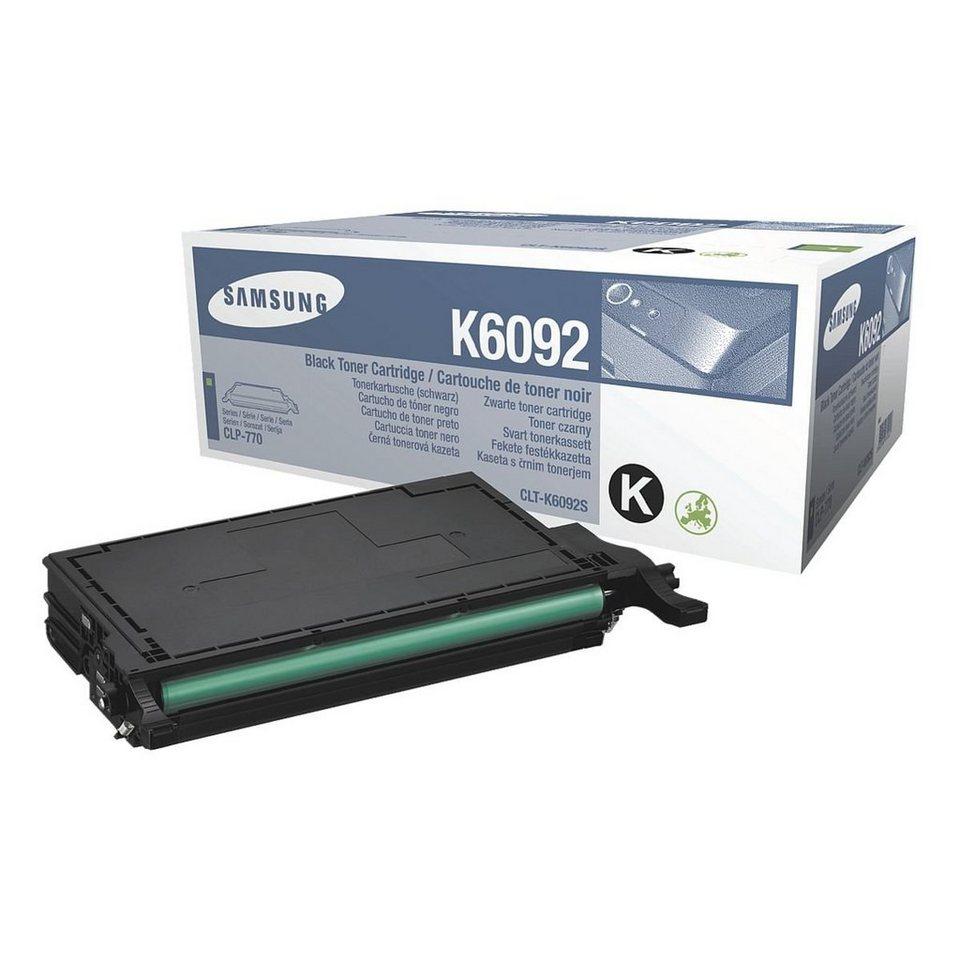 Samsung Tonerpatrone »CLT-K6092S«