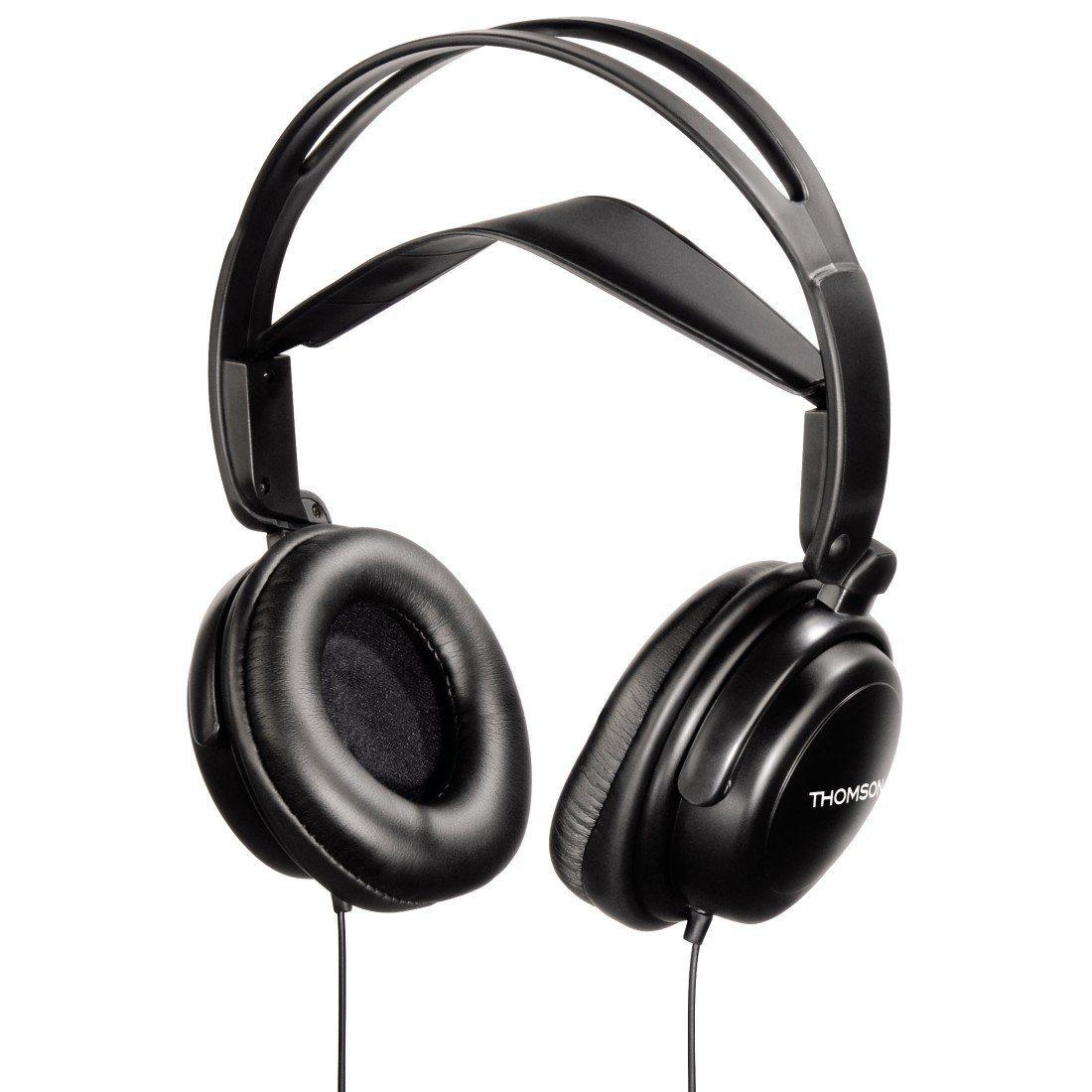 Thomson Kopfhörer für TV mit getrennter Lautstärkeregelung »nicht nur für Senioren«