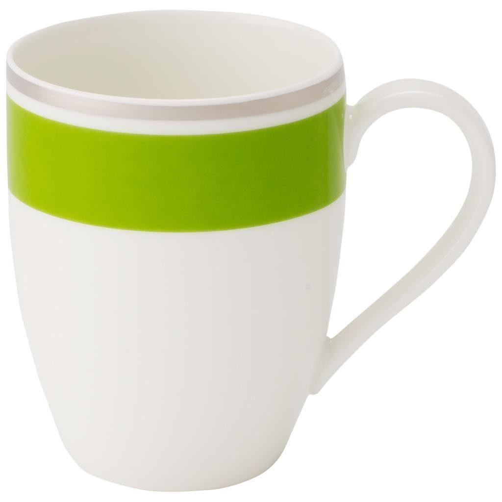 VILLEROY & BOCH Becher mit Henkel »Anmut My Colour Forest Green«