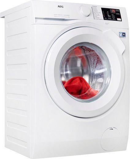 AEG Waschmaschine L6FBA5680, 8 kg, 1600 U/min