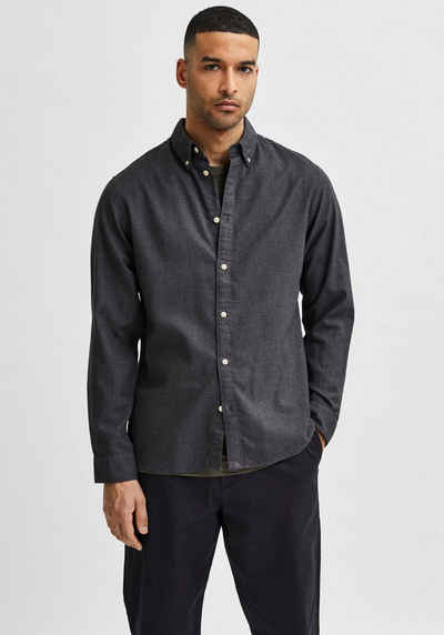 SELECTED HOMME Langarmhemd »FLANNEL SHIRT«