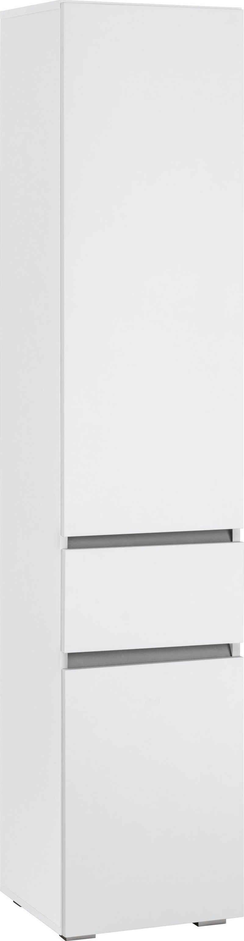 Home affaire Hochschrank »Wisla« Höhe 180 cm, mit Türen & Schubkasten
