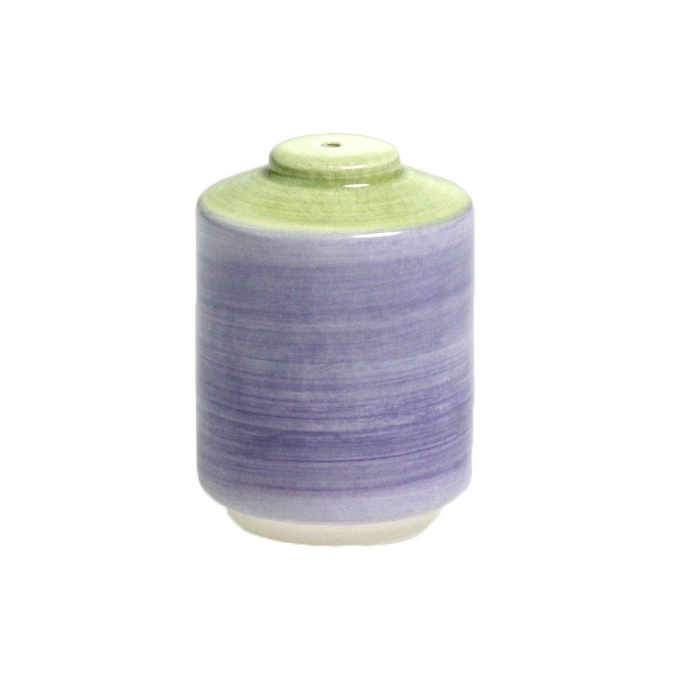 Zeller Keramik Streuer »Fleur de Provence« in Weiß