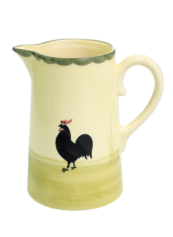 Zeller Keramik Krug »Hahn und Henne«