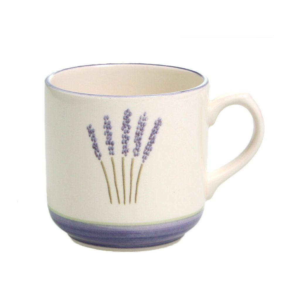 Zeller Keramik Kaffeebecher »Fleur de Provence«