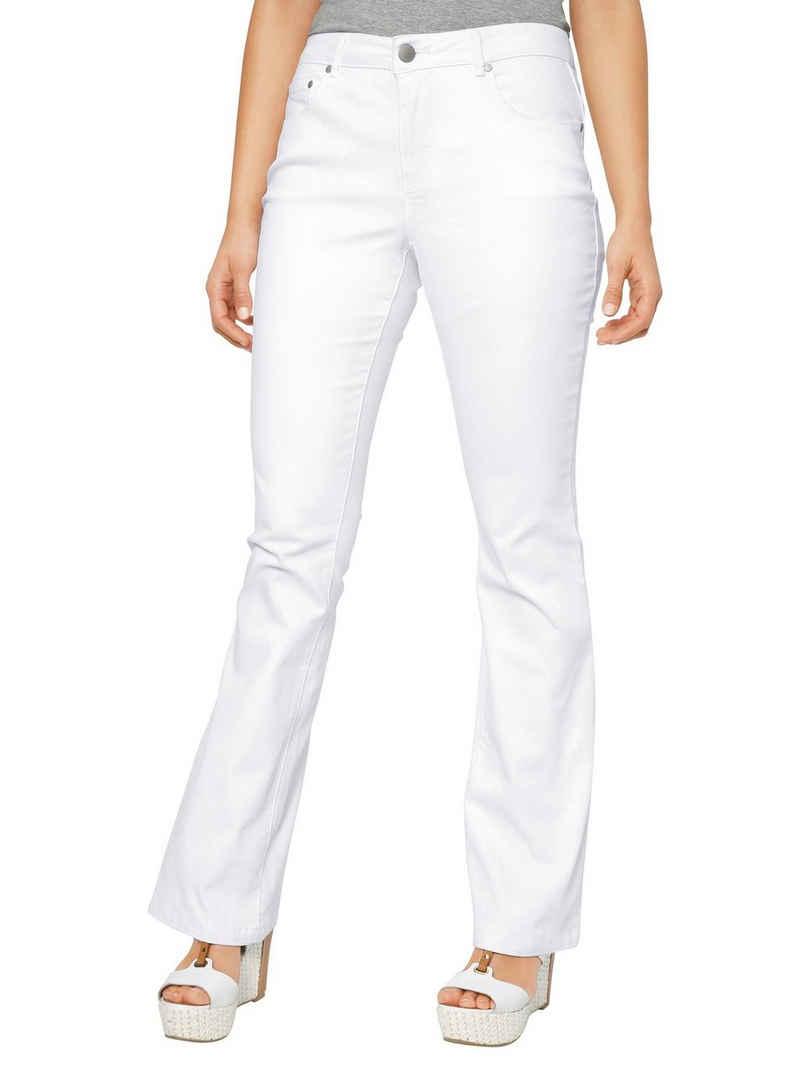 LINEA TESINI by Heine Bootcut-Jeans