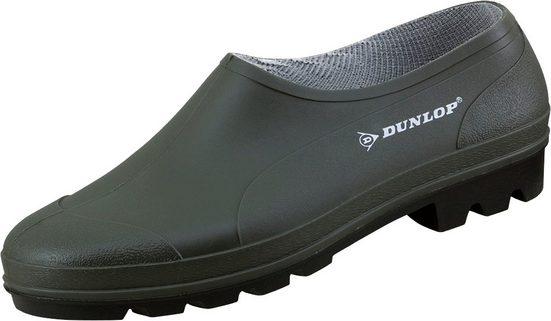 Dunlop »B350611« Clog Galosche grün