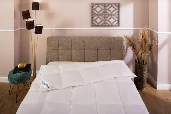 Daunenbettdecke, »Grit«, DELAVITA, für den erholsamen Schlaf entwickelt!