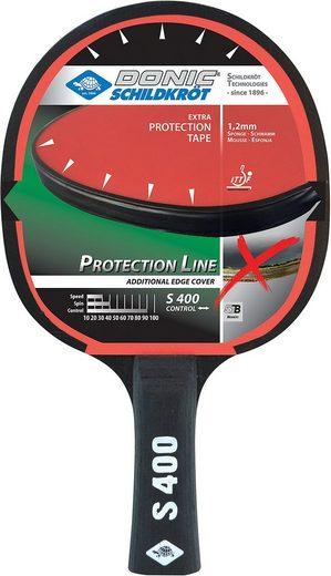 Donic-Schildkröt Tischtennisschläger »TT-Schläger Protection Line S400«