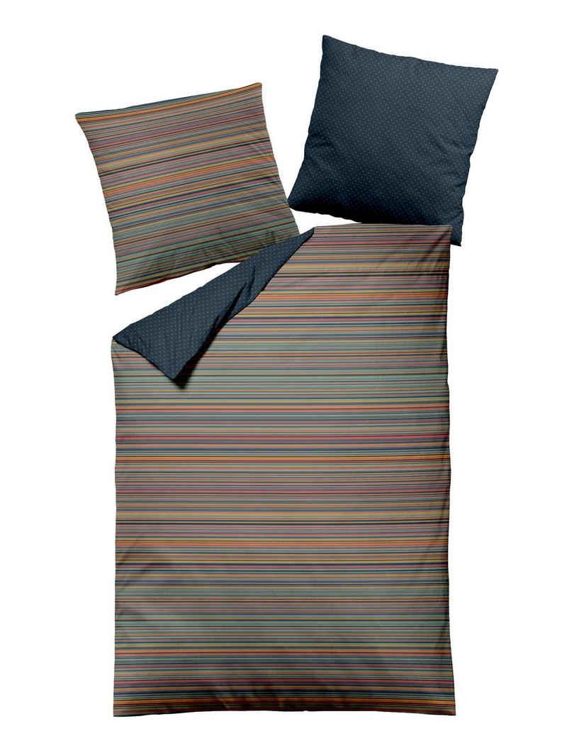 Bettwäsche »Dormisette Edelbiber Bettwäsche 2 teilig Bettbezug«, Dormisette