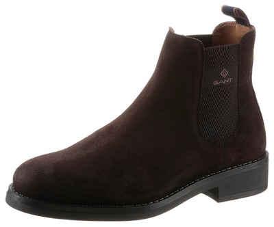 Gant Footwear »Brookly« Chelseaboots mit Stretcheinsatz