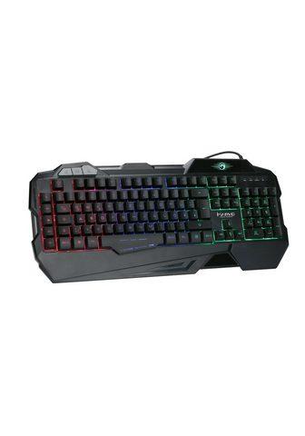 MARVO » Scorpion KG745« Gaming-Tastatur