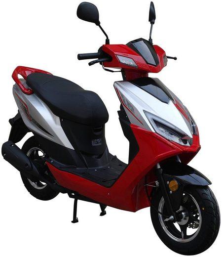 GT UNION Motorroller »Sonic X 45«, 50 ccm, 45 km/h, Euro 5