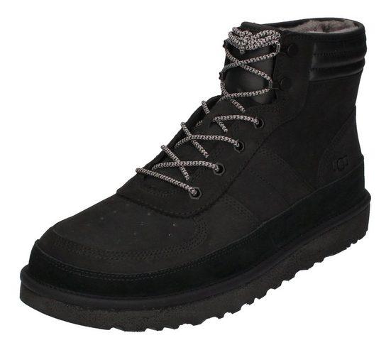 UGG »HIGHLAND SPORT« Schnürboots Black