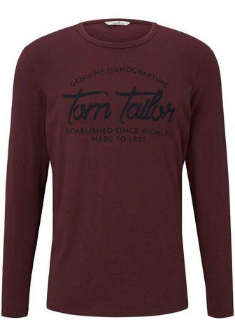 TOM TAILOR Marškinėliai ilgomis rankovėmis su Fro...