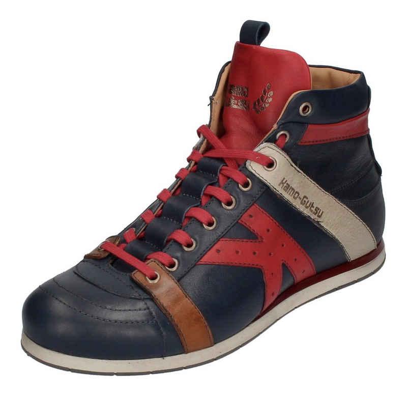 Kamo-Gutsu »TIFO 142« Sneaker Jeans Papavero