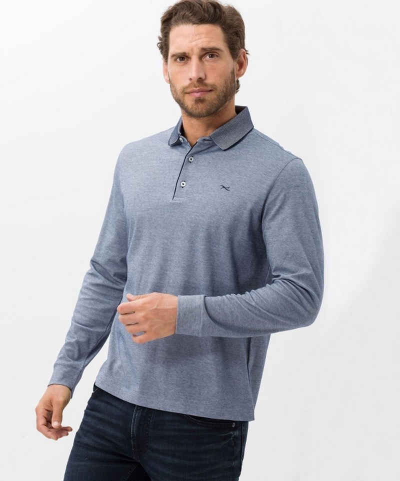 Brax Poloshirt »Style PHARELL«