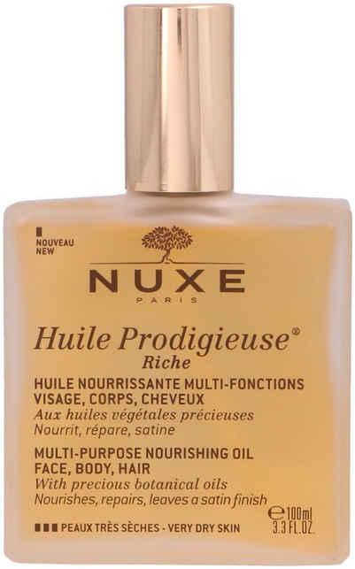 Nuxe Körperöl »Huile Prodigieuse Riche Multi-Purpose Nourishing Oil«