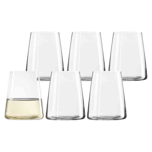 Stölzle Gläser-Set »POWER Becher 380 ml 6er Set« (6-tlg)