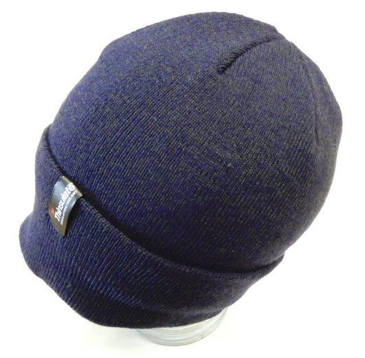 Chaplino Strickmütze mit wärmenden Thinsulate-Futter