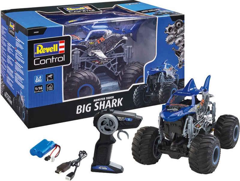 Revell® RC-Monstertruck »BIG SHARK«