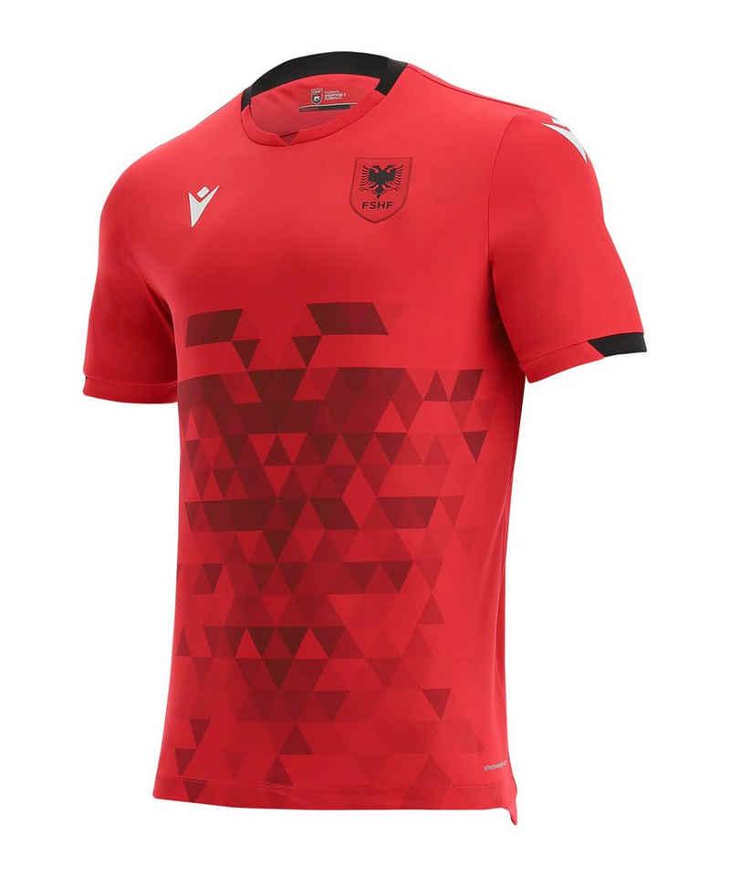 Macron Fußballtrikot »Albanien Authentic Trikot Home 2020/2021«
