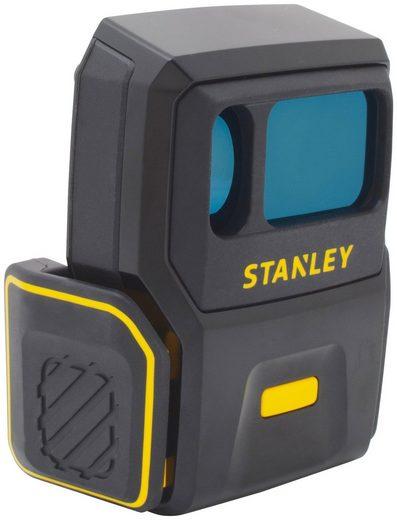 STANLEY Flächenmesser »Smart Measure Pro«, Distanzmesser mit Berechnungsfunktion