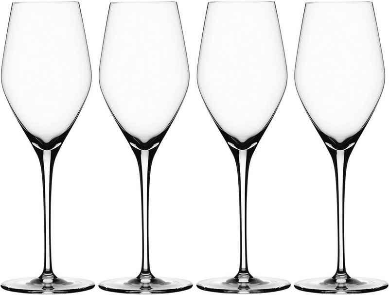 SPIEGELAU Champagnerglas »Summertime«, Kristallglas, 270 ml, 4-teilig