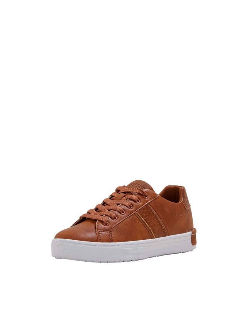 Esprit »Sneakers aus Materialmix in Lederoptik« Sneaker