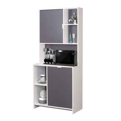HTI-Living Küchenbuffet »Küchenbuffet Malin« (1-St) Pflegeleichte Oberflächen