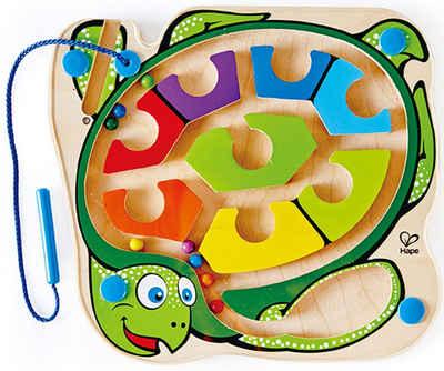 Hape Spiel, Magnetspiel »Colorback Sea Turtle™ - Meeresschildkröte«, aus Holz