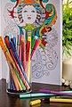 STABILO Dekorierstift »Filzstifte Pen 68 Box türkis, 20 Farben«, Bild 4